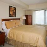 One Bedroom Apartment- Bedroom 2