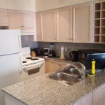 One Bedroom Apartment- Kitchen